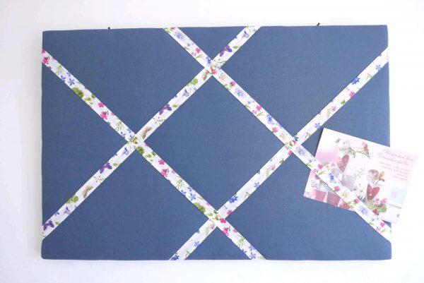 Postkarten-Halter (Blau)
