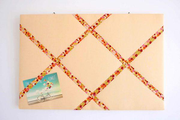 Postkarten-Halter (Gelb)