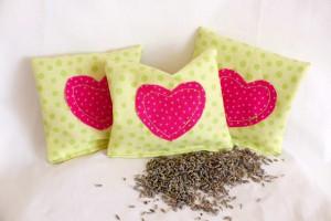 Lavendel-Duftsachets-Pop (grün)