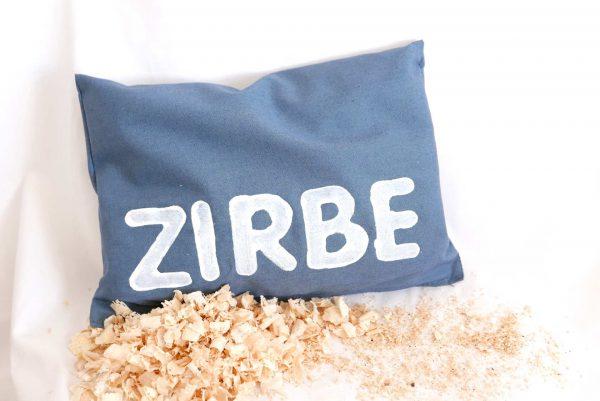Zirben-Kissen (Druck)