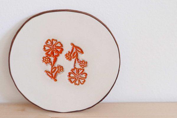 Keramik.Blumen