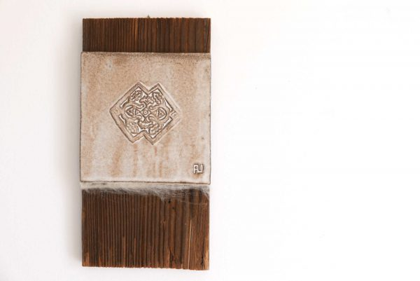 Keramik-Bild-Ornament