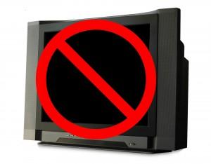 Nicht für Röhren-Fernseher
