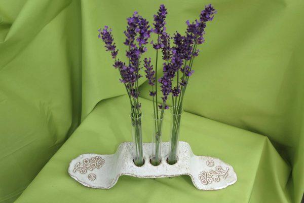 Keramik-Vasenhalter